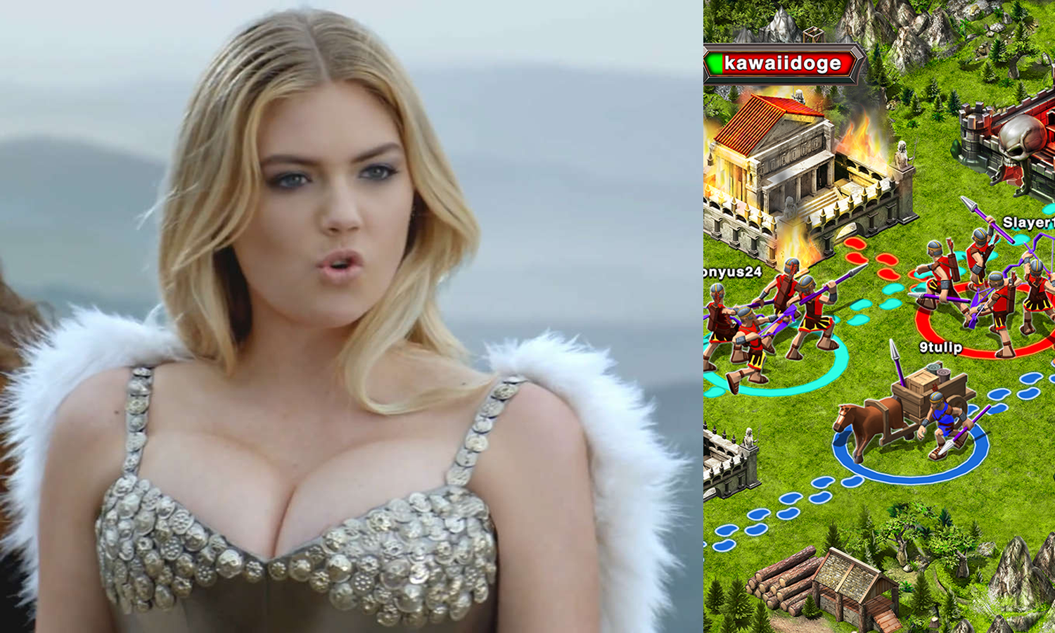 Game of War Kate Upton