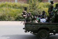11 December 2015 Burundi