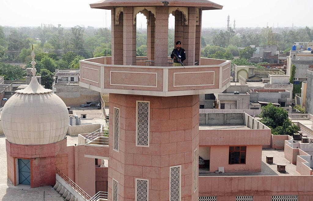 Ahmadi mosque Lahore