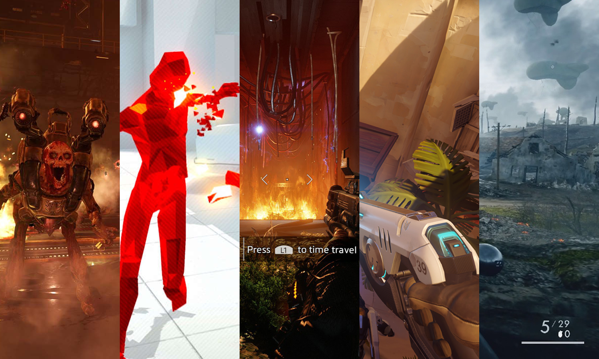 FPS Shooters 2016