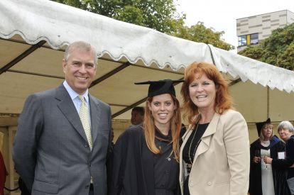 Princess Beatrice Graduation