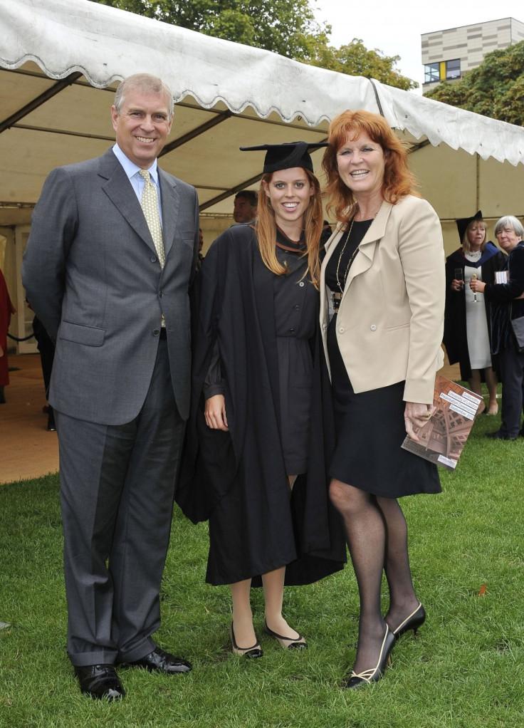 Princess Beatrice graduates