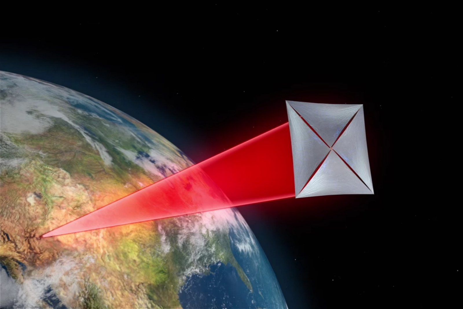 Breakthrough Starshot Initiative sending nano-starship