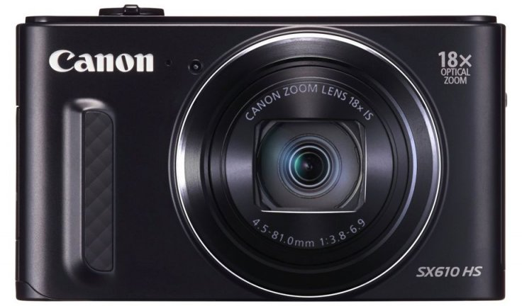 Best technology gift guide Canon Powershot 610