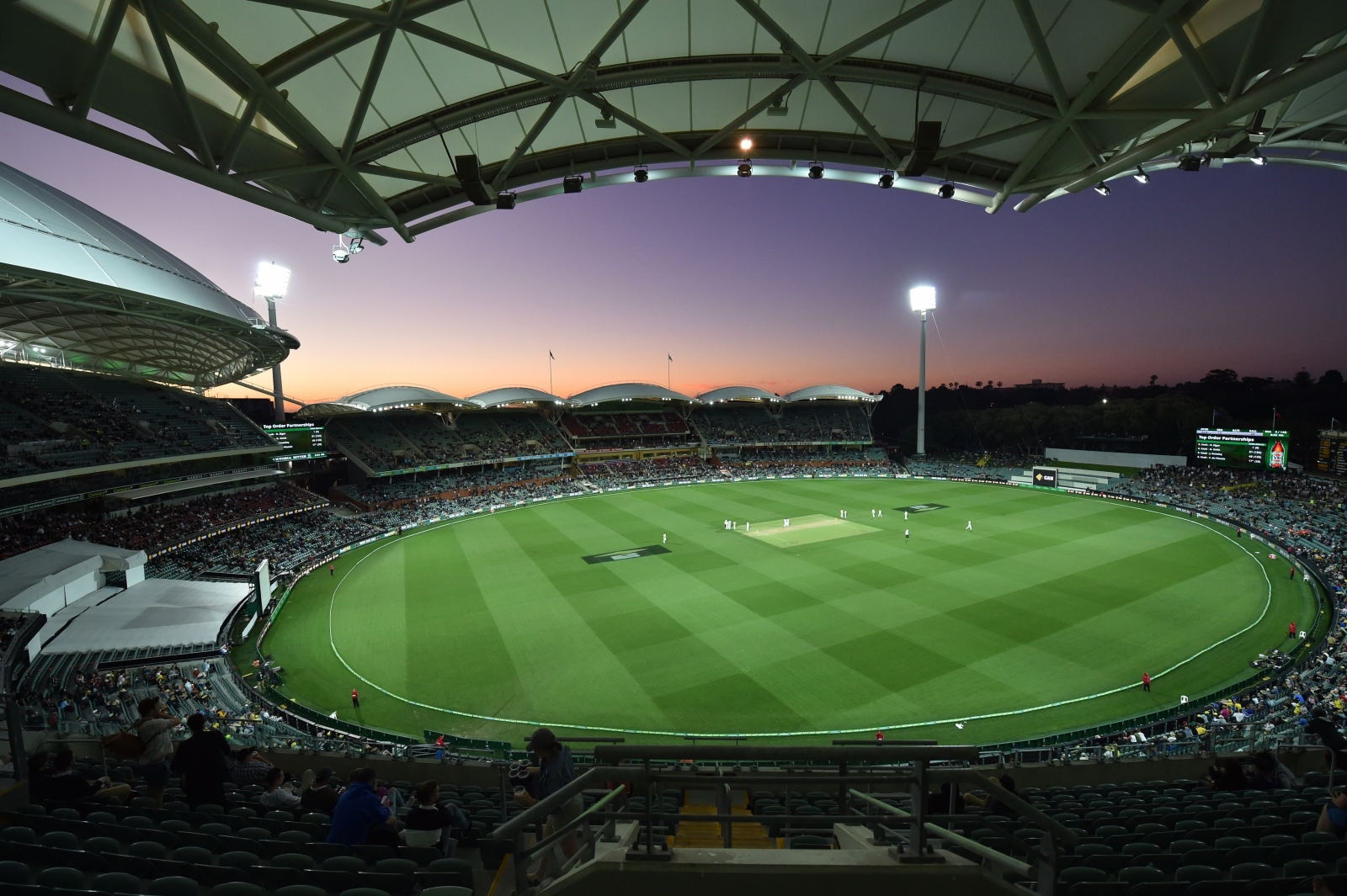 The Adelaide Oval