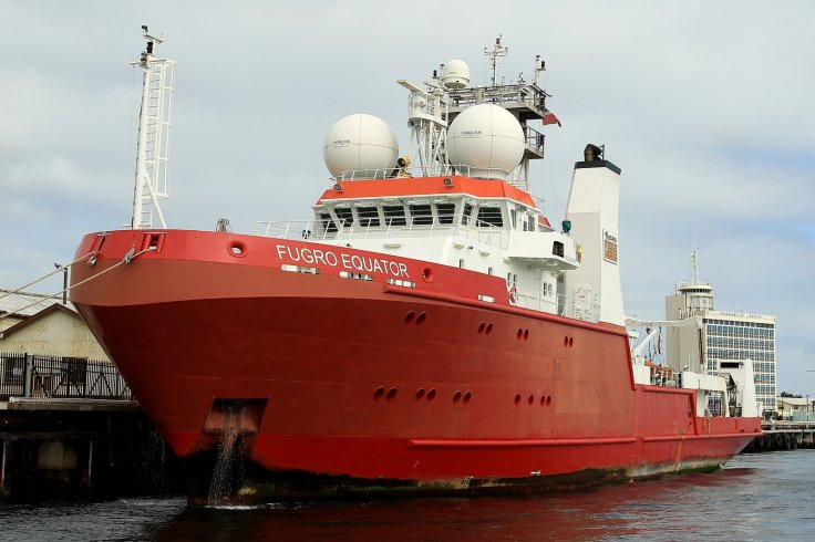 Dutch-owned Fugro Equator