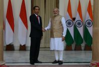 Modi and Widodo