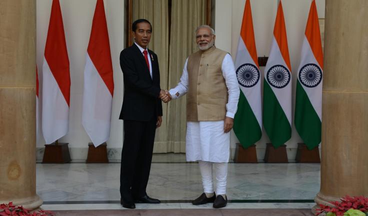 Modi and Widodo