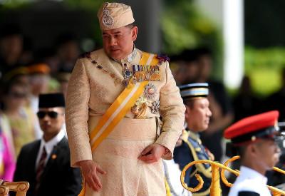 Malaysias new king