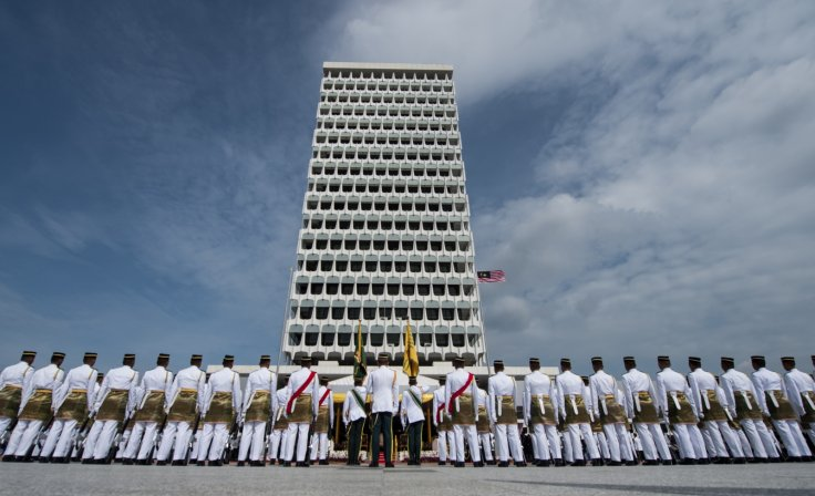 Malaysia's new king