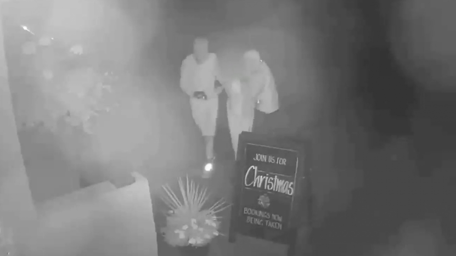 Dramatic CCTV footage shows woman being abducted and robbed in Manchester