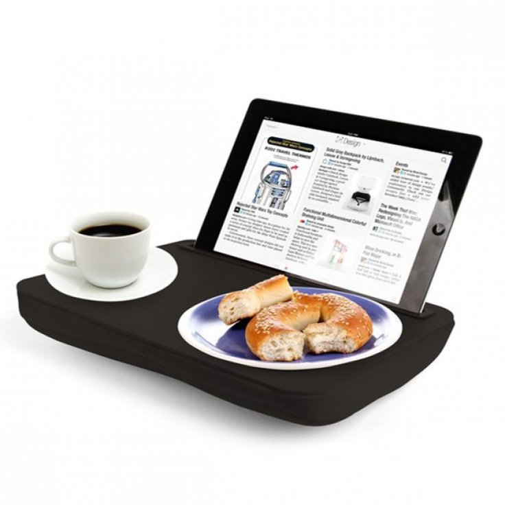 iBed tablet bed stand