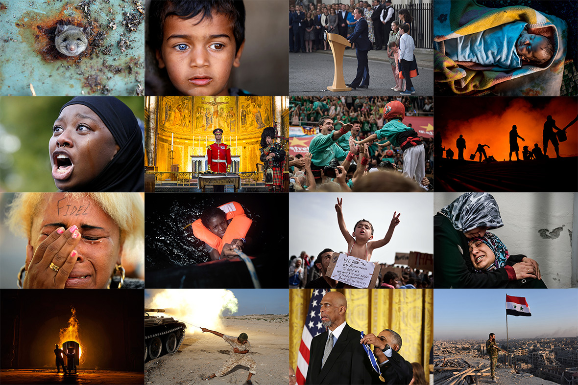 Agency photographer of the year shortlist
