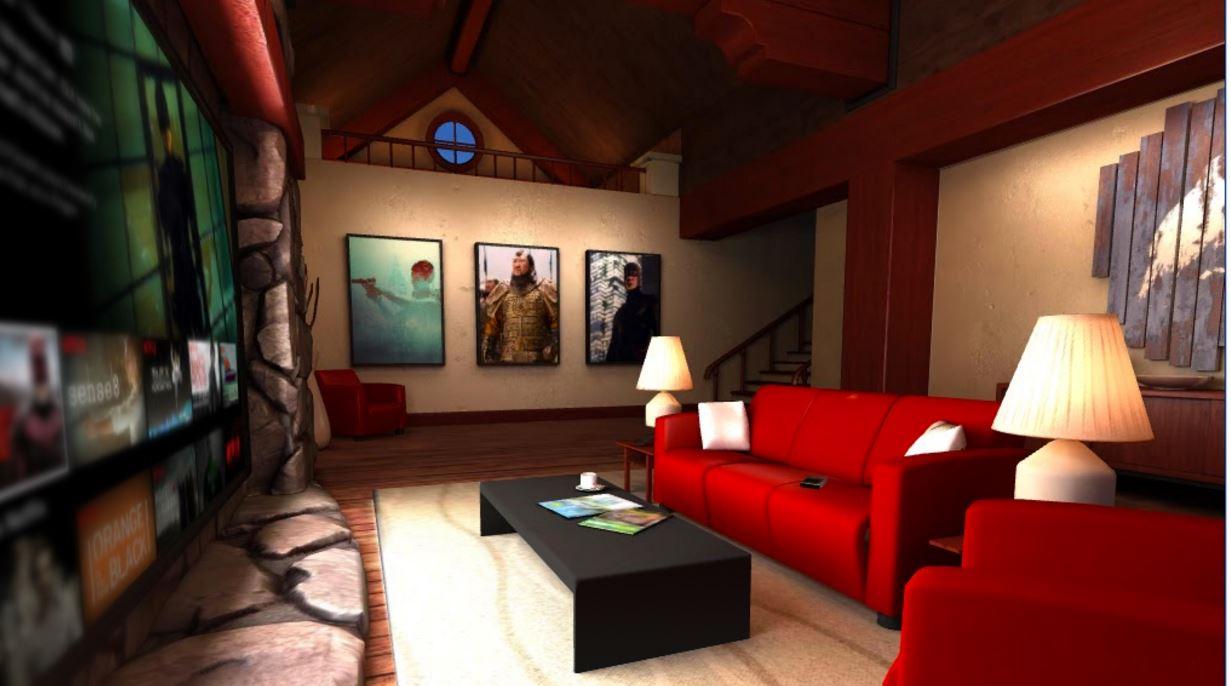 Home Design Vr App Part - 41: Netflix VR App