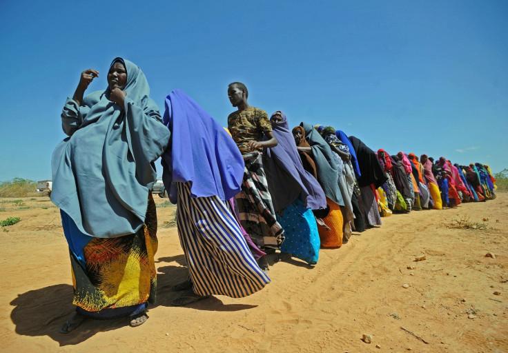 Humanitarian aid in Somalia