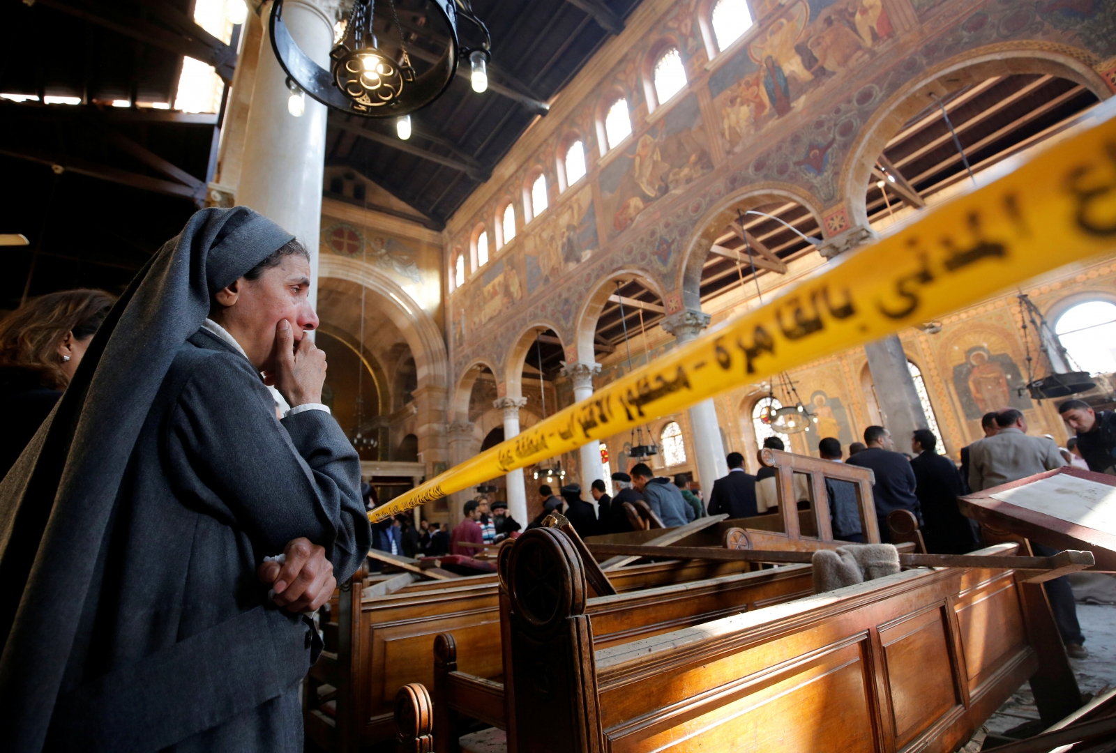 isis claims cairo bomb