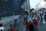 Brazil protest, austerity measures