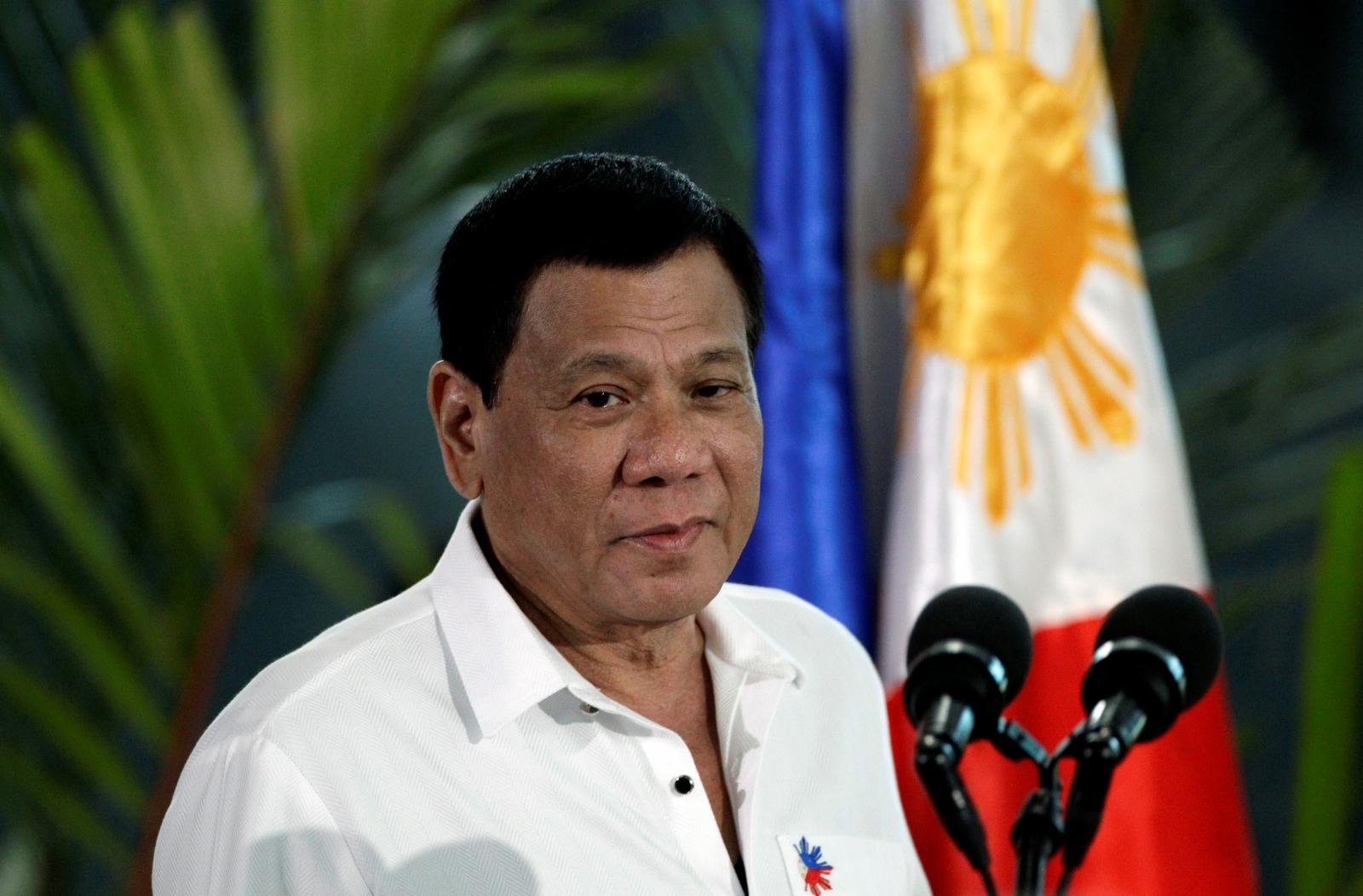 Philippines Rodrigo Duterte drug killings