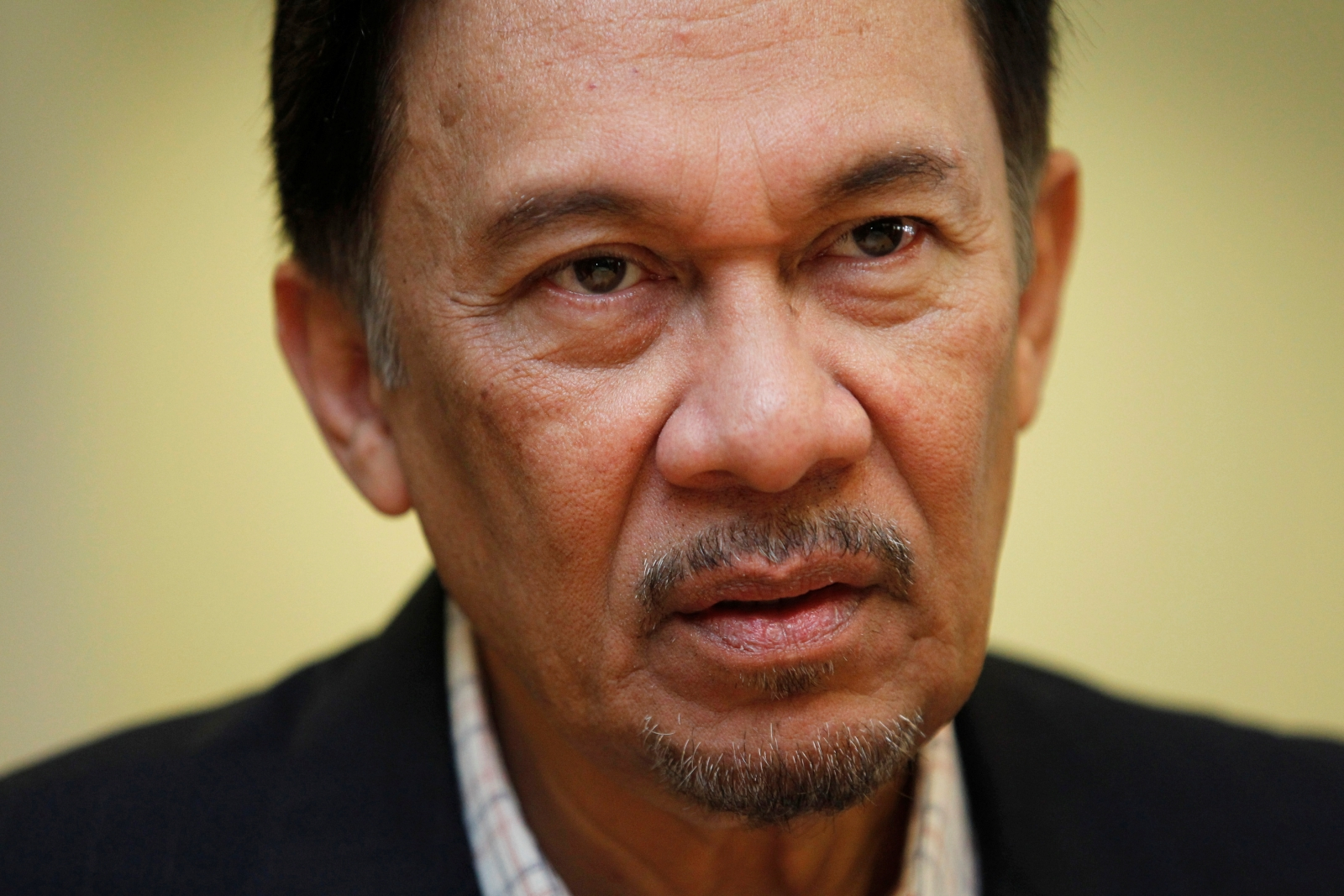 Malaysia's opposition leader Anwar Ibrahim