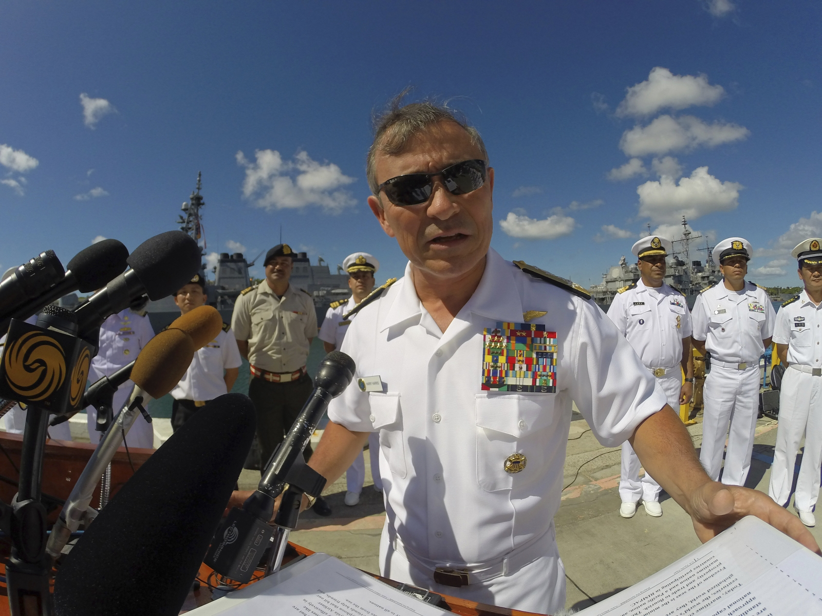 South China Sea: US warns China it is ready to confront if ...