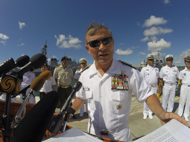 Admiral Harry Harris US pacific fleet