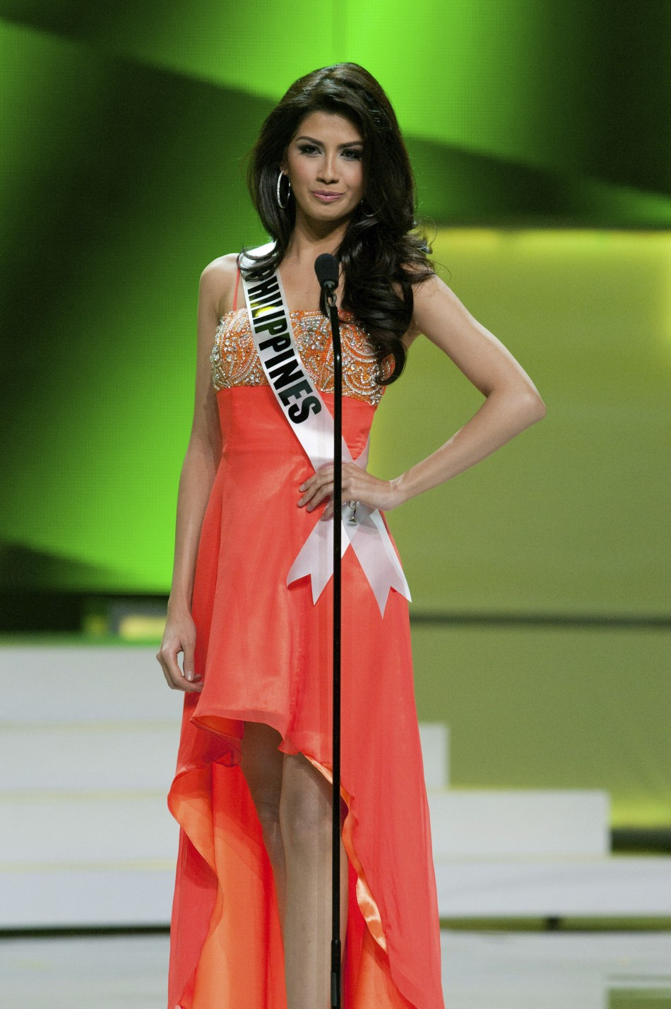 2011 Most Beautiful Girls: Miss Universe 2011: Top Three Most Popular Voted