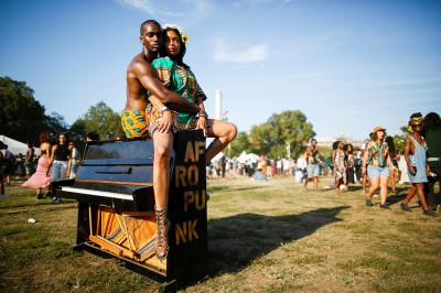 Annual Afropunk Music festival
