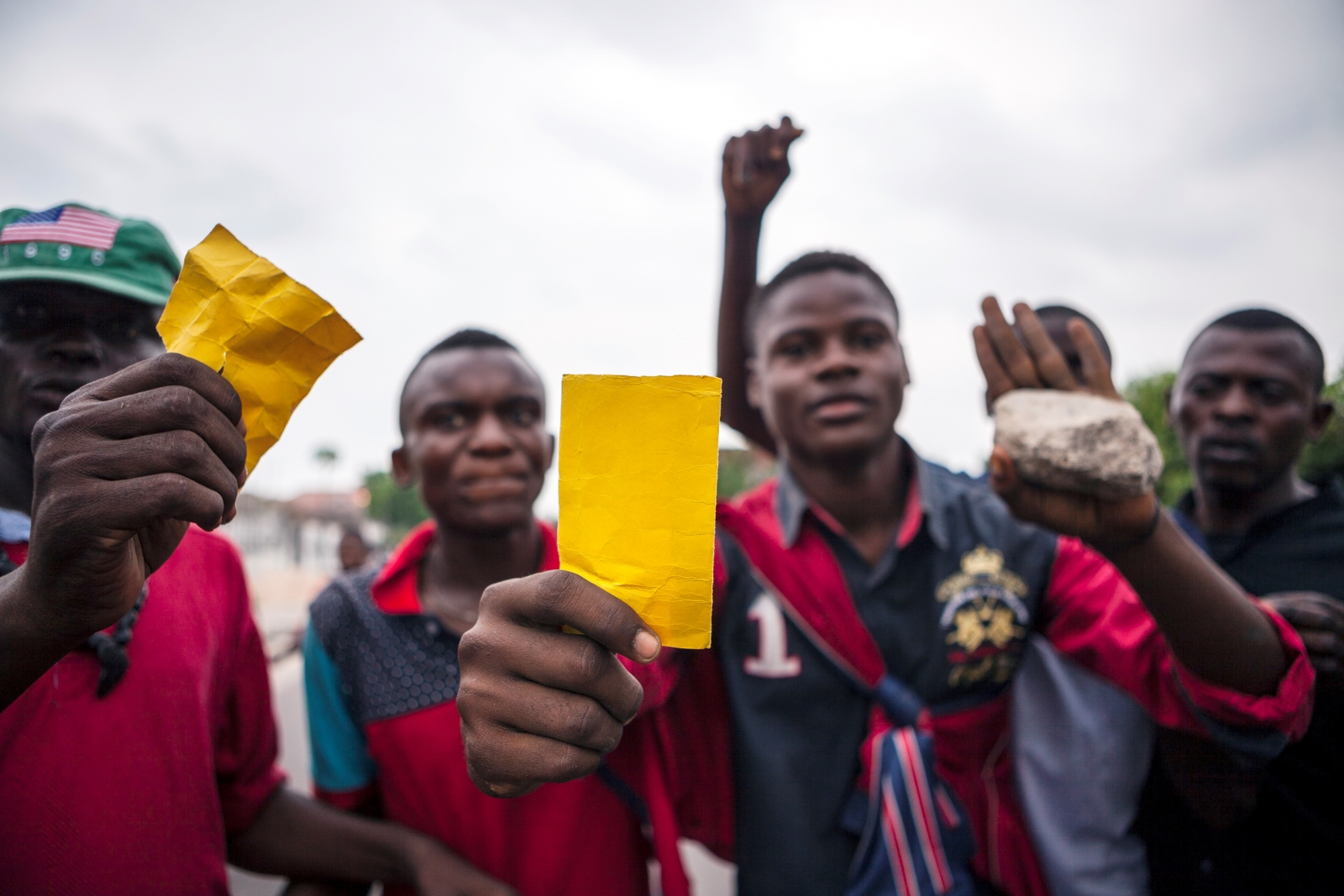 DRC opposition
