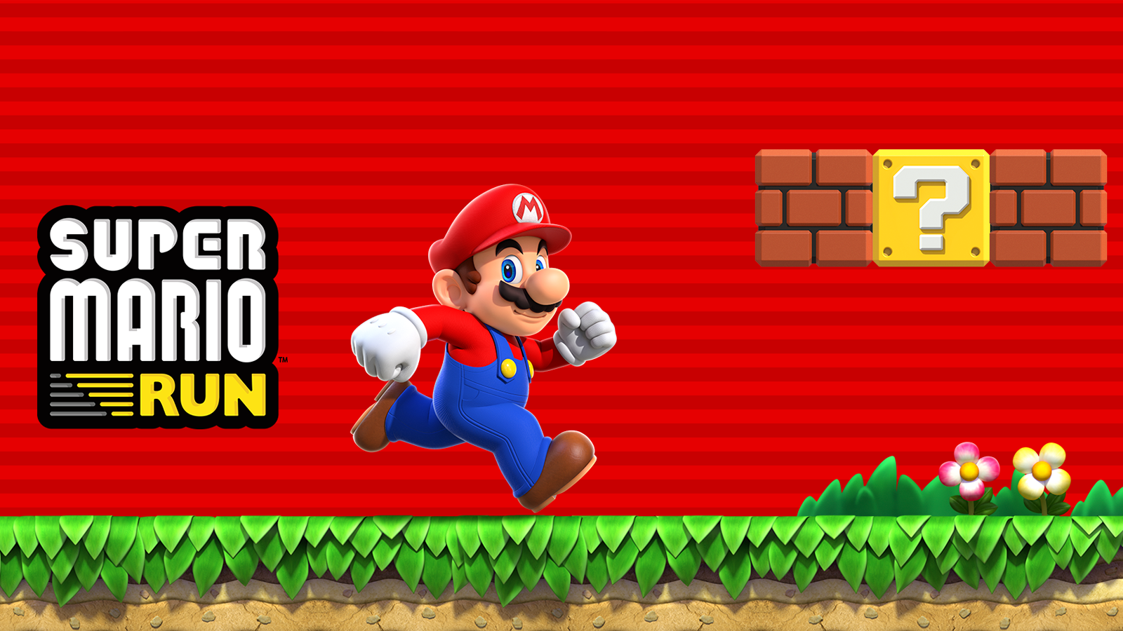 Drop what you're doing - 'Super Mario Run' is now available on iOS