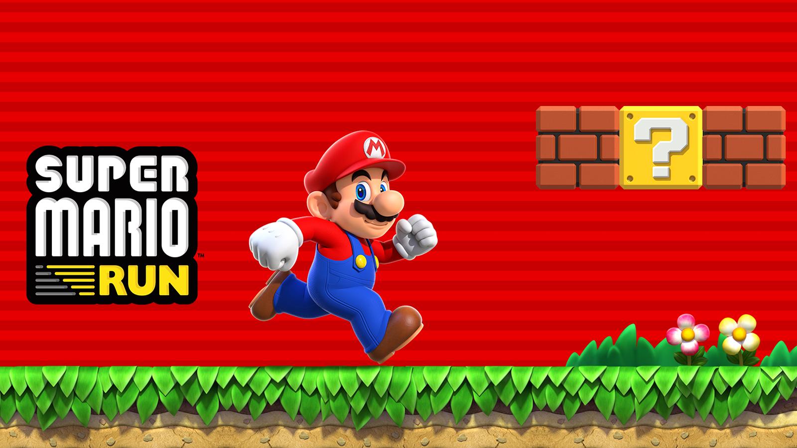Super Mario Run iOS