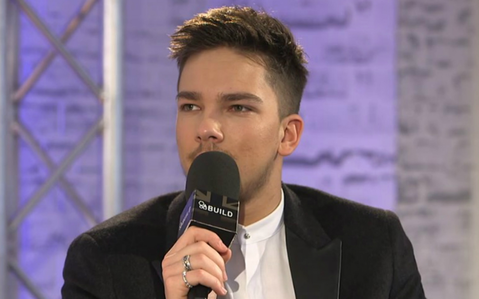 X Factor's Matt Terry