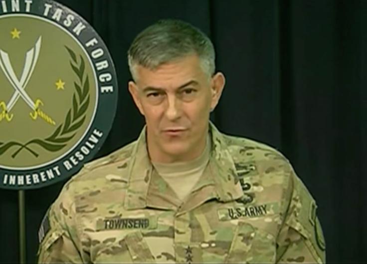 Stephen Townsend, Commander
