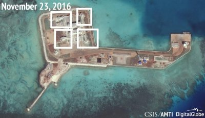 South China Sea tensions