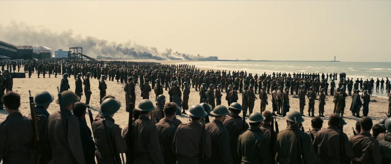 Dunkirk trailer: Cillian Murphy and Mark Rylance on a