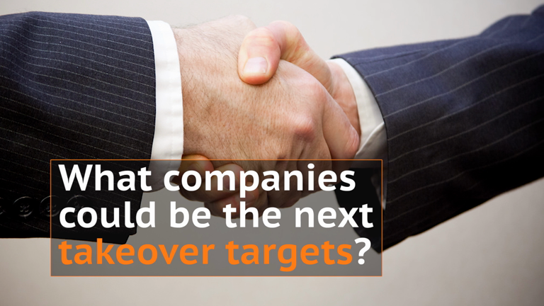 After Sky and Punch Taverns, what major companies could be the next takeover targets?