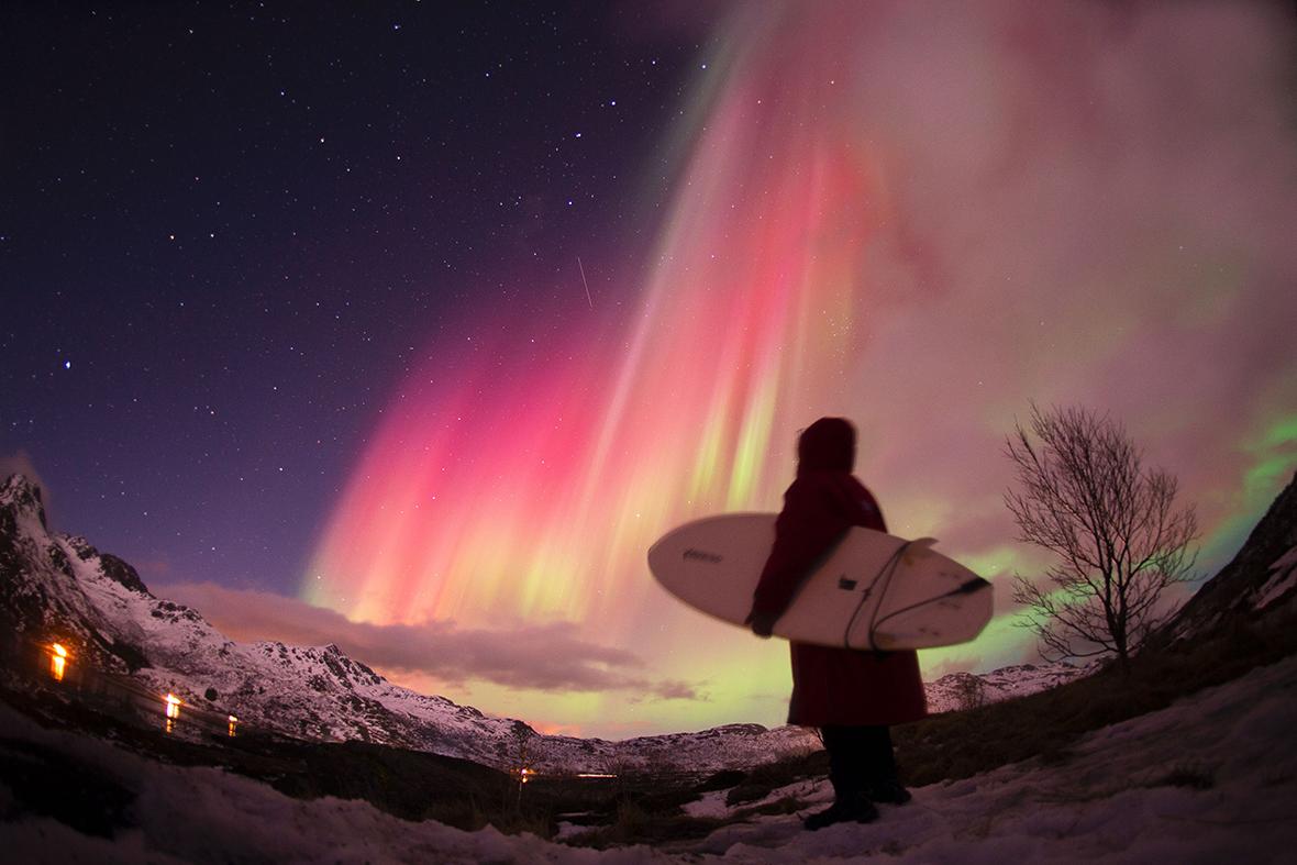 Artic surf