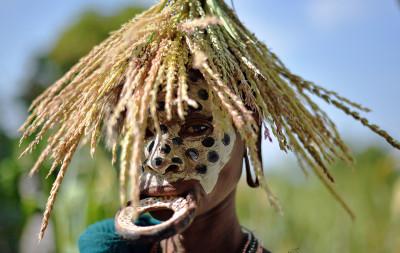 Suri tribe