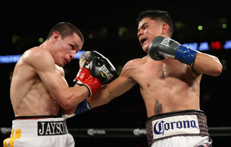Joseph Diaz Jr vs Jayson Velez