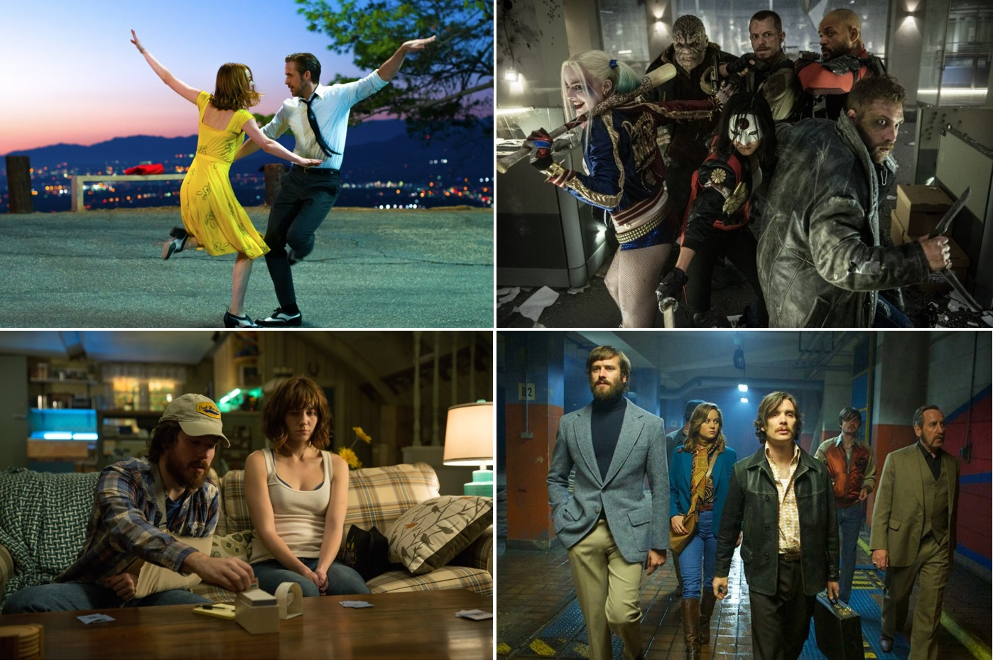 Best movie trailers of 2016