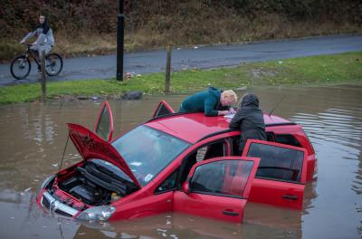 Bristol floods