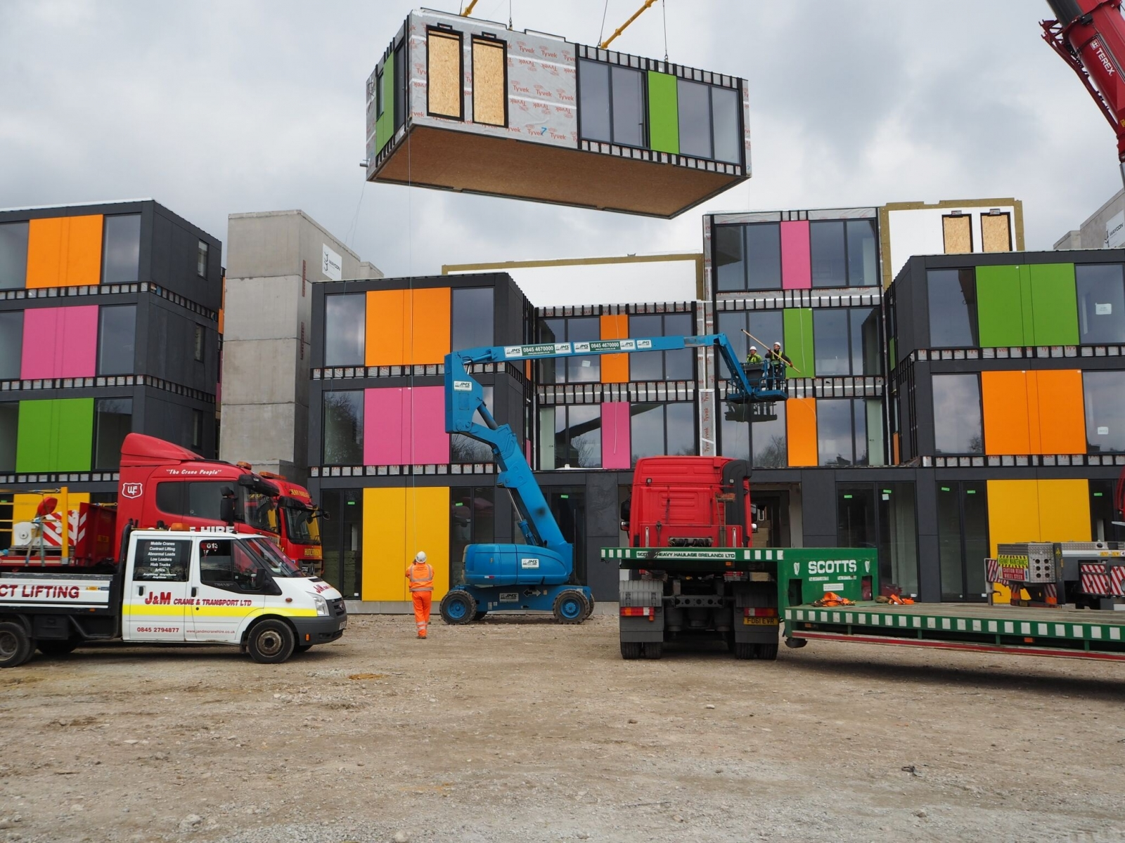 PLACE Ladywell modular housing Lewisham