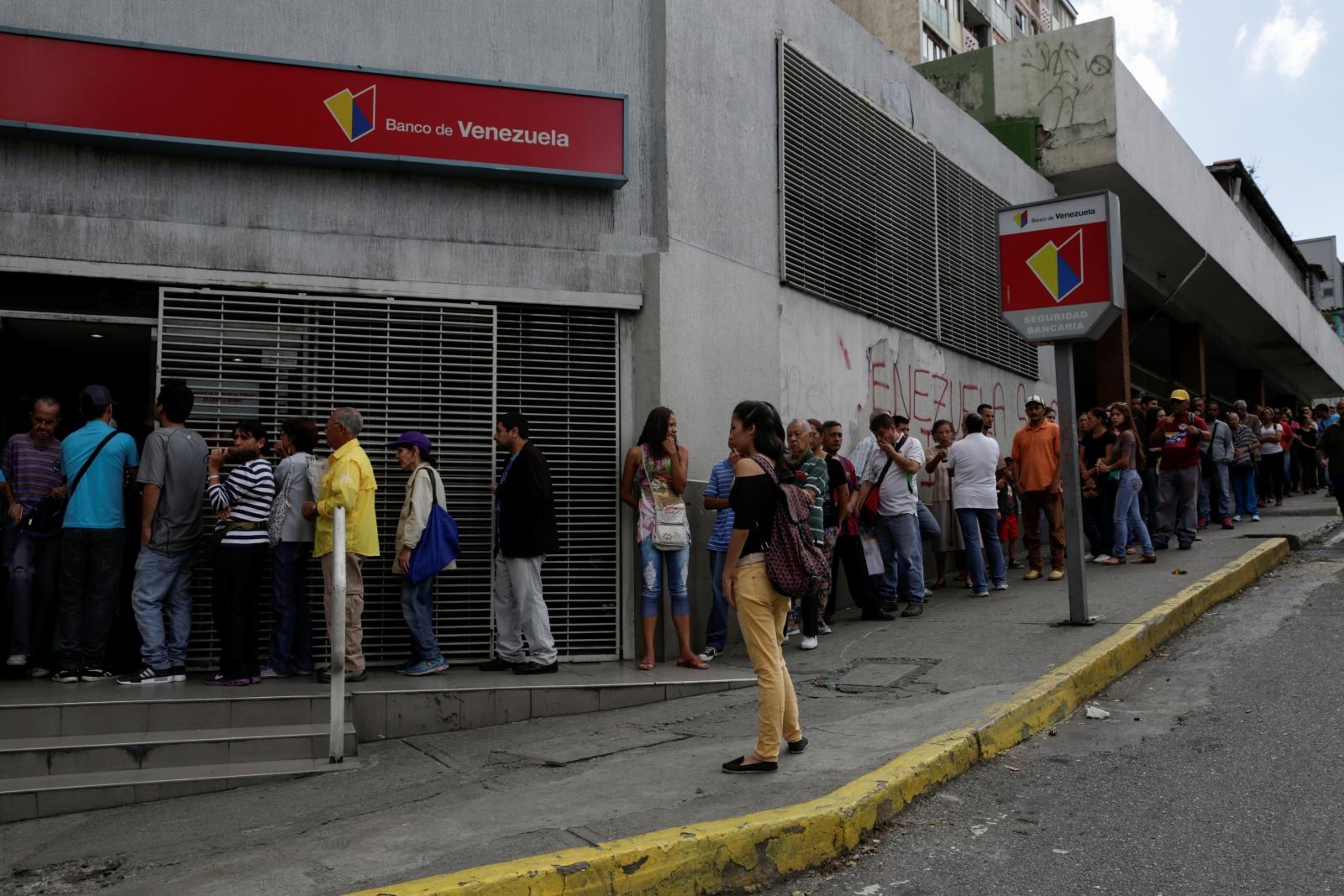 Venezuela demonetisation