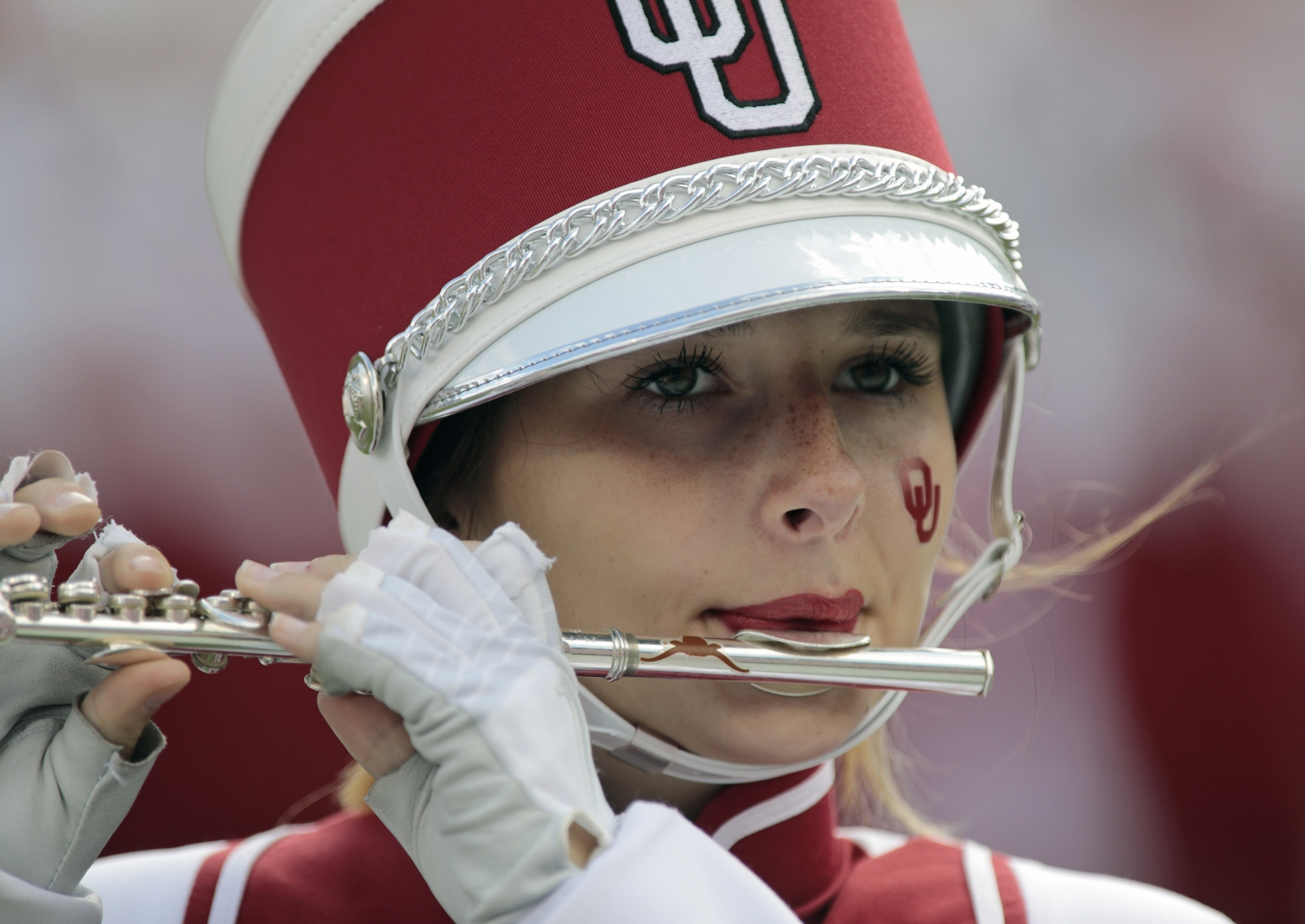Oklahoma Sooners marching band