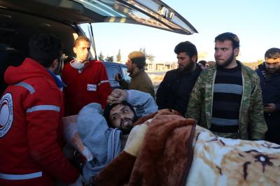 Aleppo evacuation