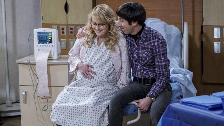 Big Bang Theory season 10