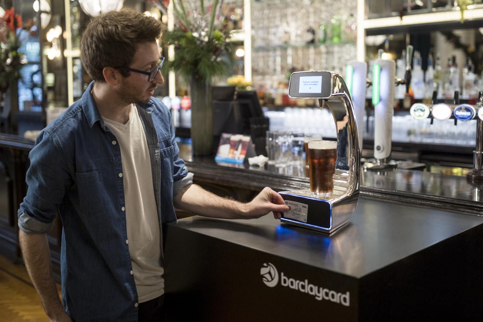 Barclaycard Pay @ Pump