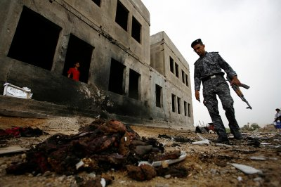 Iskandariyah suicide bomb