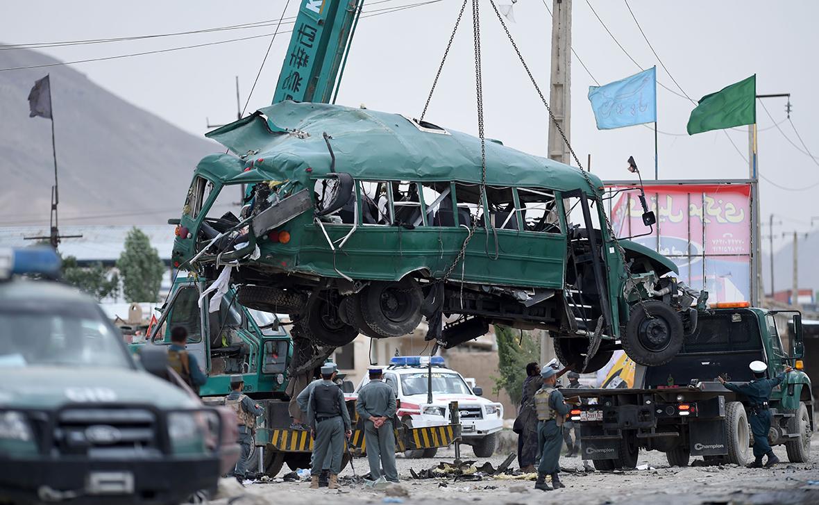 Kabul suicide bomb