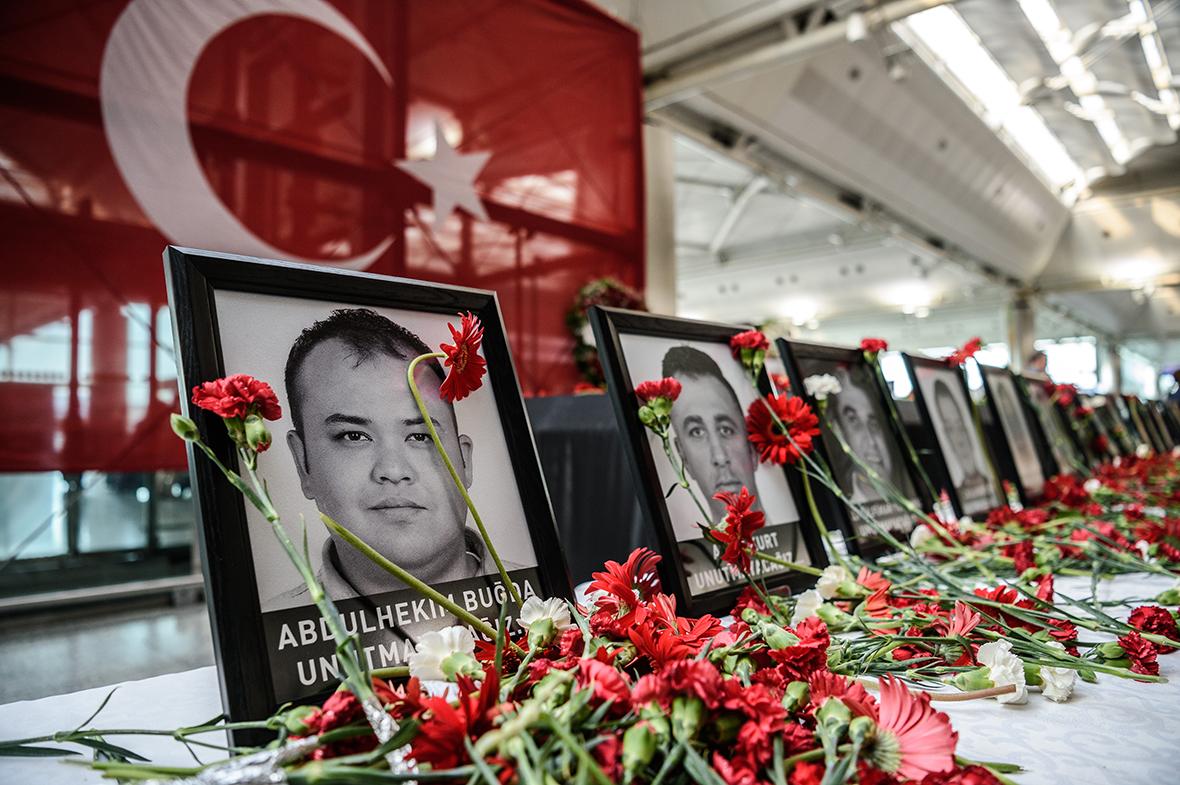 Ataturk airport attacks