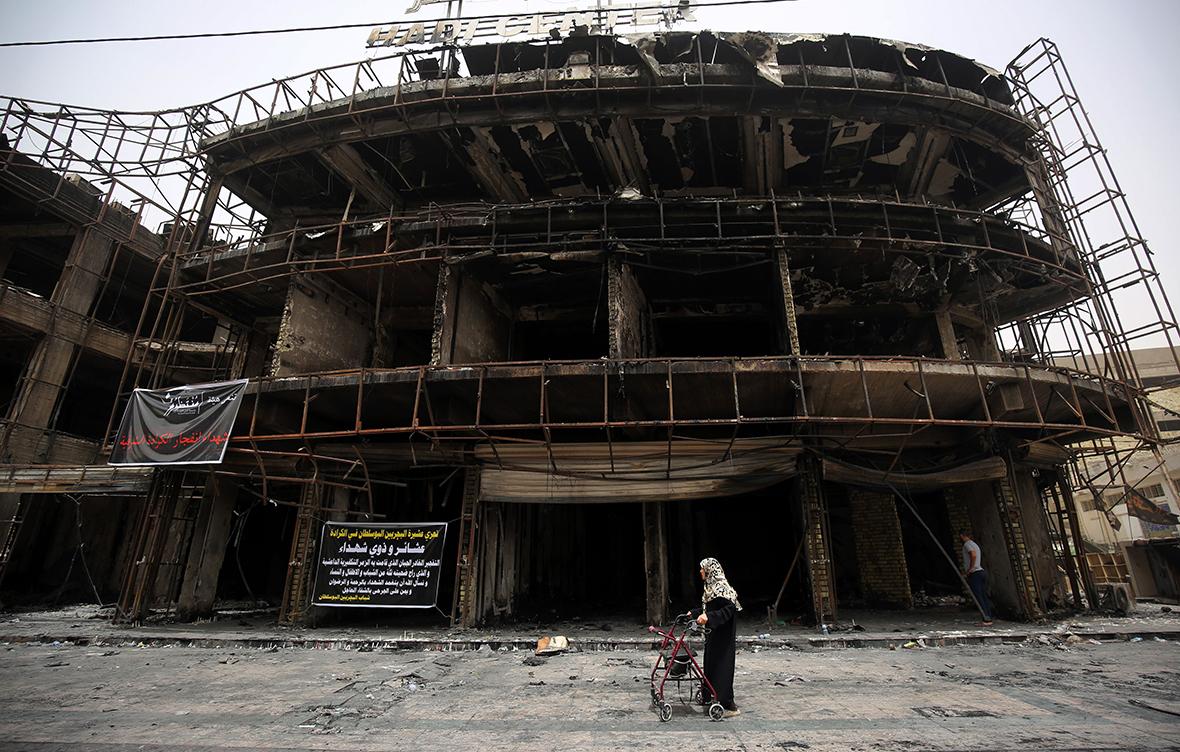 Karrada suicide bomb